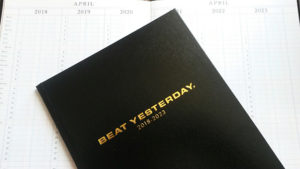 beat yesterday book